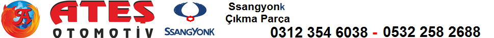 Ateş Otomotiv Ssangyong